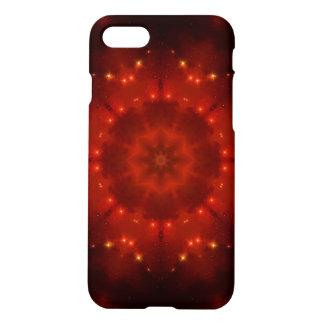 Red Dwarf Mandala iPhone 8/7 Case