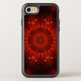 Red Dwarf Mandala OtterBox Symmetry iPhone 8/7 Case