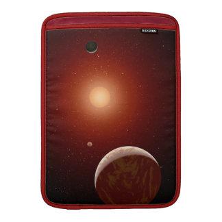 Red Dwarf Star Solar System MacBook Air Sleeve