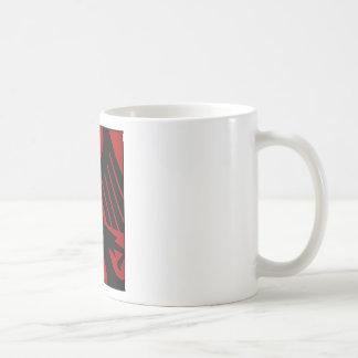 Red Eagle Coffee Mug