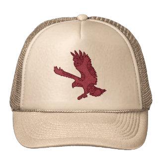 Red Eagle Trucker Hat