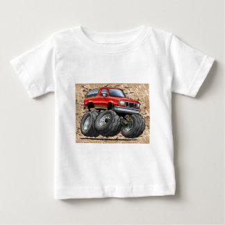 Red Eddie Bauer Bronco Baby T-Shirt
