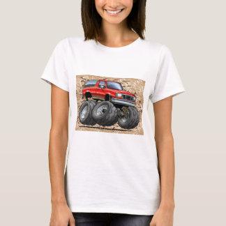 Red Eddie Bauer Bronco T-Shirt