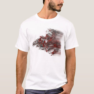Red Edition Ship-scrap T-Shirt