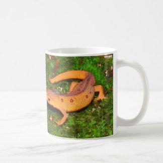 Red Eft Art Classic White Coffee Mug