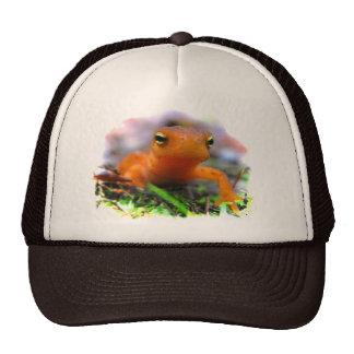 Red Eft Trucker Hat