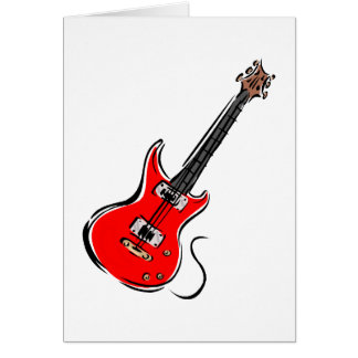 red electric guitar music graphic.png card