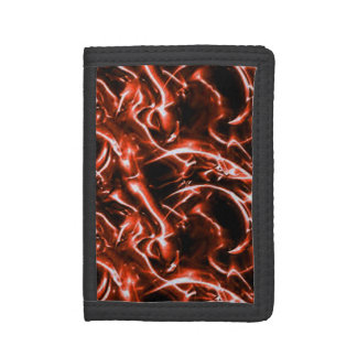 Red Electric Wallet