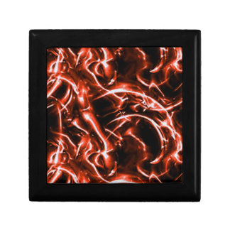 Red Electrifying Electric Gift Box