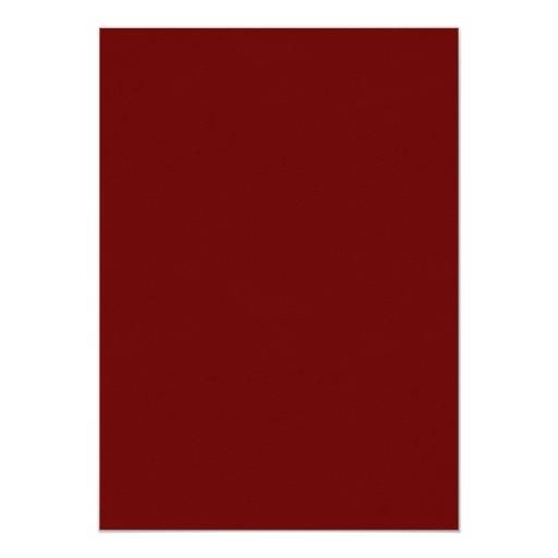 Red Elegant Monogram Graduation Announcement (back side)