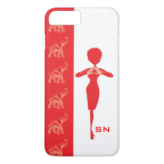 Red Elephant Case-Mate Barely There iPhone 7 Plus iPhone 7 Plus Case