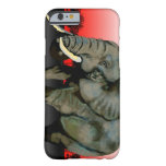 Red Elephant iPhone 6 case
