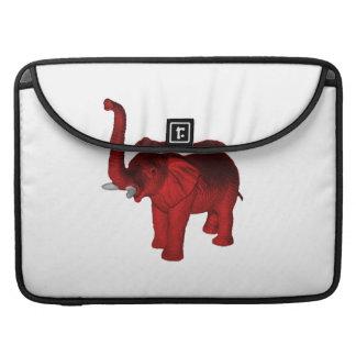 Red Elephant MacBook Pro Sleeve