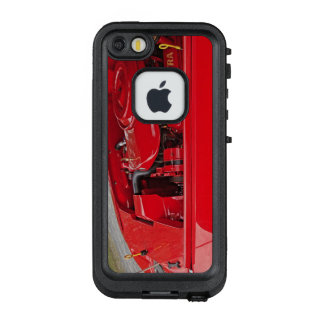 Red engine iPhone 5E/5/5s case