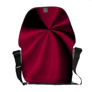 Red Enigma Rickshaw Messenger Bag