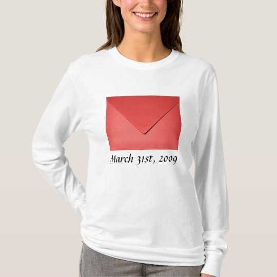 RED ENVELOPE DAY T-Shirt