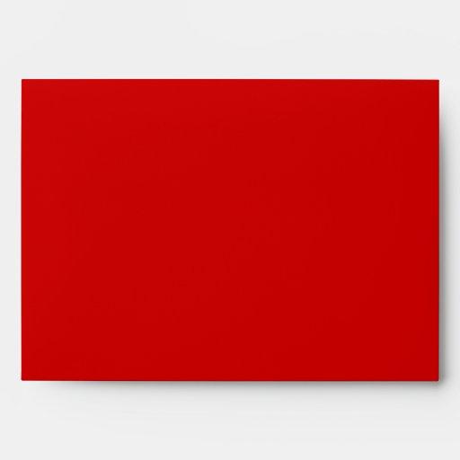 Red Envelope Envelopes