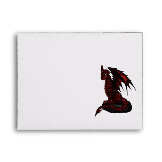 red epic Dragon Envelopes