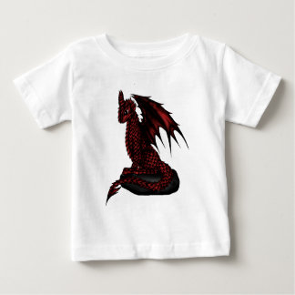 red epic Dragon Infant T-shirt