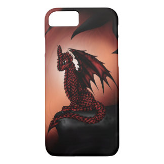 red epic Dragon iPhone 8/7 Case