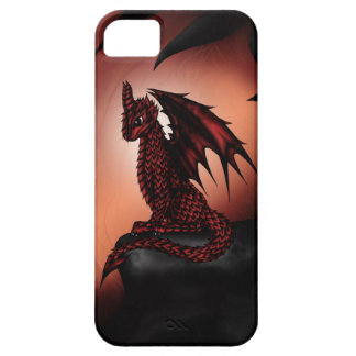 red epic Dragon iPhone SE/5/5s Case