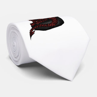 red epic Dragon Tie