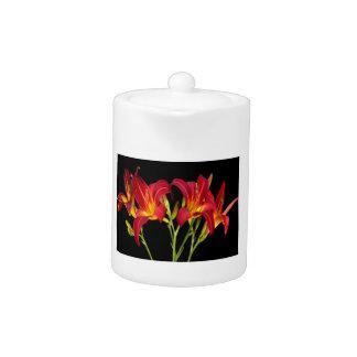 Red Exotic Garden Flowers Elegant Romantic gifts