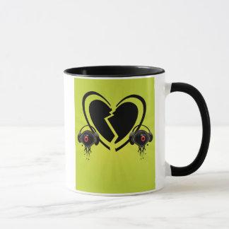 Red eye characters mug