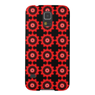 Red Eye Design on Samsung Galaxy S5 Case