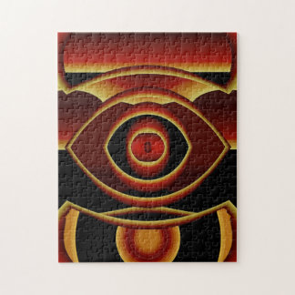 Red Eye..... Jigsaw Puzzle