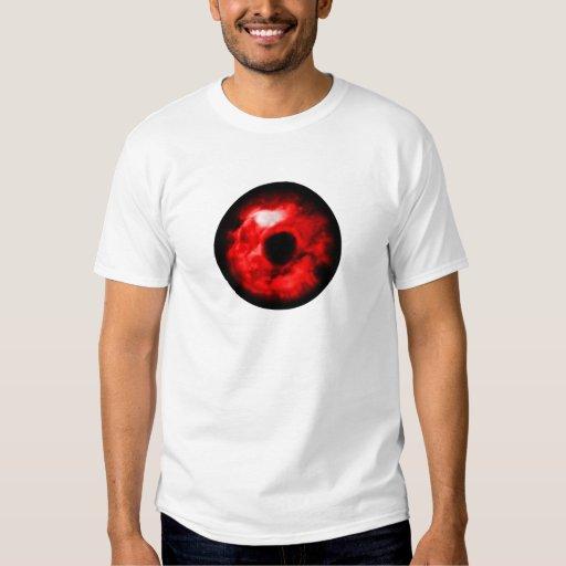Red eye like graphic, monster eye? Alien eye? T Shirts