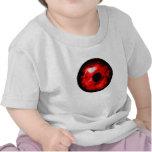 Red eye like graphic, monster eye? Alien eye? Tee Shirts