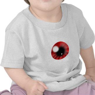 Red Eye Orb T-shirts
