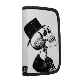Red Eye Preacher Skeleton Organizer
