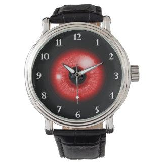 Red Eye Reloj De Mano