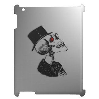 Red Eye Skeleton Case For The iPad