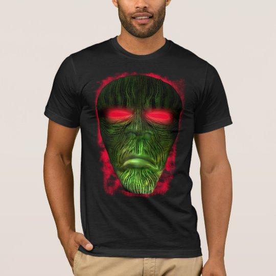 Red Eye Skull T Shirt