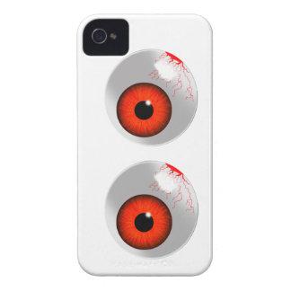 red eyeballs iPhone 4 Case-Mate case