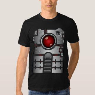 Red Eyeborg T-shirts