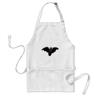 Red-Eyed Bat Adult Apron