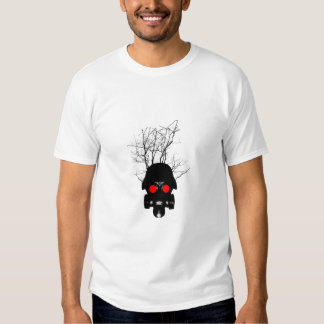 Red Eyed Gas Mask T-shirt