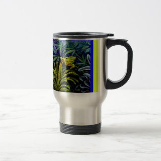 Red Eyed Golden Tree Frog by sharles Coffee Mug