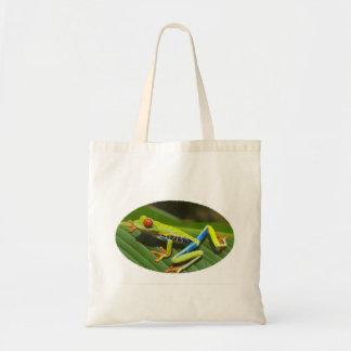 Red Eyed Green Tree Frog Bags