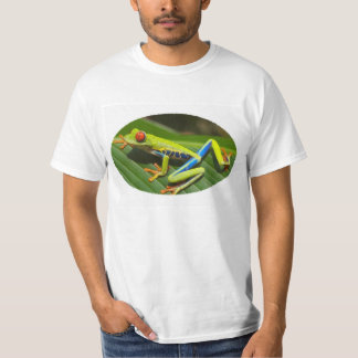 Red Eyed Green Tree Frog T-Shirt