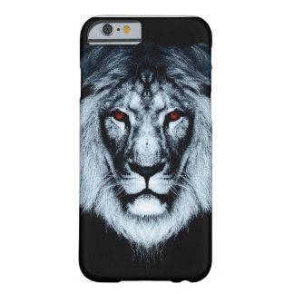 Red Eyed Lion iPhone 6 case