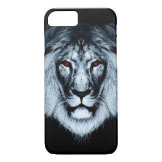 Red Eyed Lion iPhone 7 case