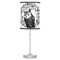 Red Eyed Owl Lamp