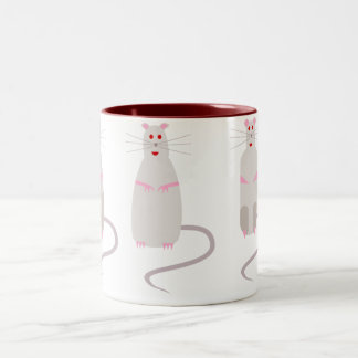 Red-Eyed Rats Coffee Mug