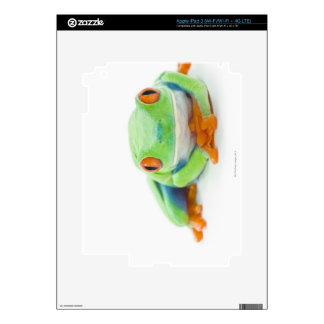 Red-Eyed Tree Frog (Agalychnis Callidryas) 2 Decals For iPad 3