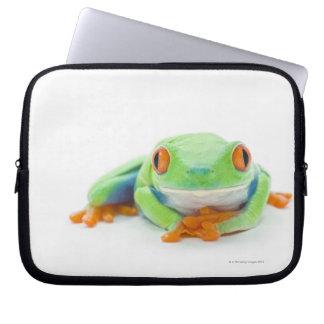 Red-Eyed Tree Frog (Agalychnis Callidryas) 2 Laptop Sleeve
